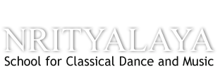 Nrityalaya - School for Classical Dance and Music